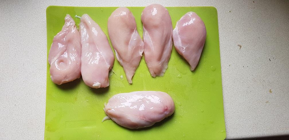 1 kg csirkemellfilé