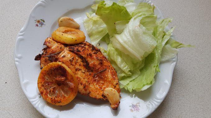 Másnapos csirkemell