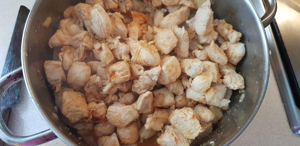 paprika csirkemell
