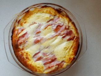 csirkemell bacon füstölt sajt