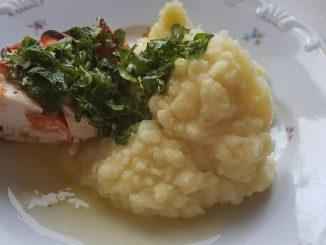 Hasselback csirke olaszosan