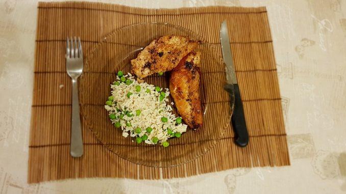 fokhagymás csirkemell