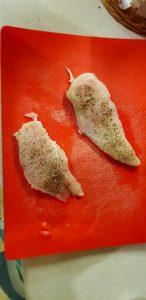 fokhagymás csirkemell 1