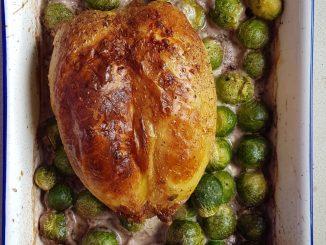 Tejszínes csirkemell kelbimbóval